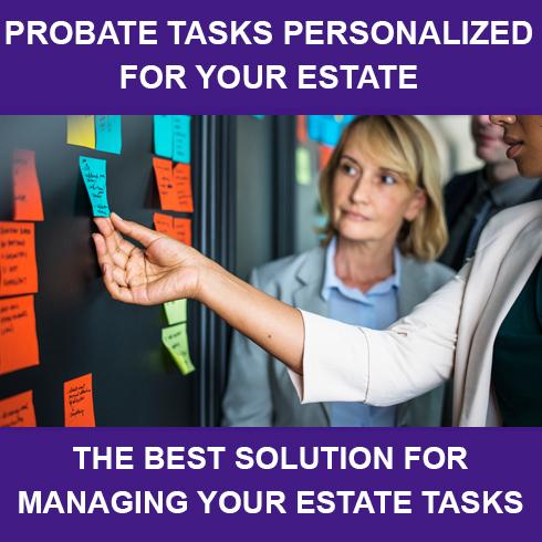 Probate Task List