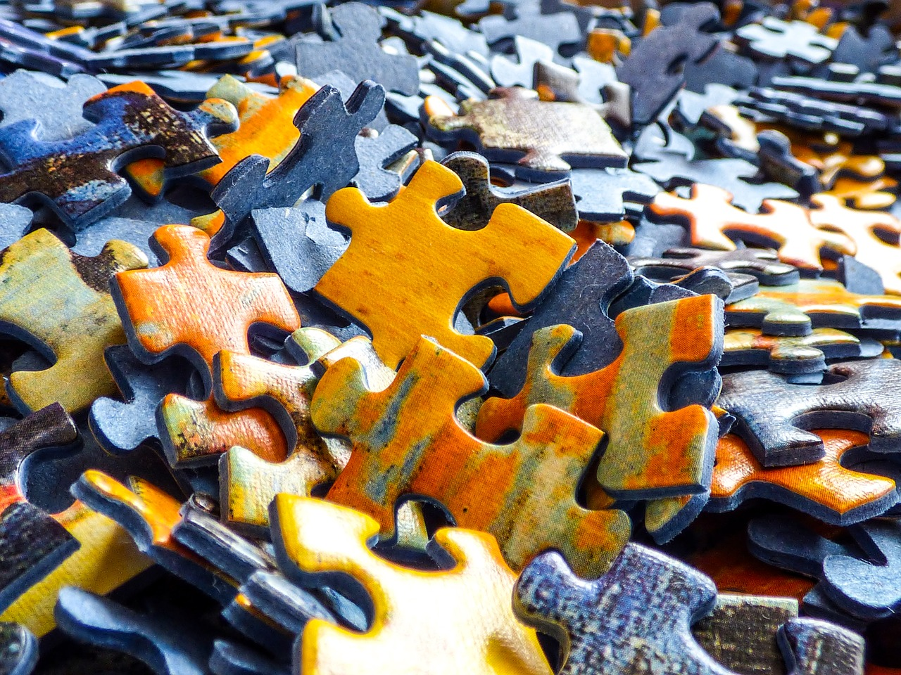 Being an Executor is like solving a puzzle